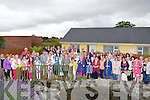"""CANDLE: A large crowd gathered at Recovery Haven, Haigs Terrace, Tralee, on Wednesday evening to see Dick Spring launch the """"Candle of LIght""""....."""