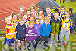 Pictured at the Kerry Community Games finals at Castleisland on Saturday were the Beaufort Team
