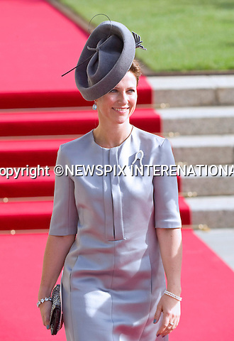 "PRINCESS MARTHA LOUISE OF NORWAY.Religious Wedding Ceremony of HRH the Hereditary Grand Duke and Countess Stéphanie de Lannoy at Cathedral of Our lady of Luxembourg, Luxembourg_20-10-2012.Mandatory credit photo: ©Dias/NEWSPIX INTERNATIONAL..(Failure to credit will incur a surcharge of 100% of reproduction fees)..                **ALL FEES PAYABLE TO: ""NEWSPIX INTERNATIONAL""**..IMMEDIATE CONFIRMATION OF USAGE REQUIRED:.Newspix International, 31 Chinnery Hill, Bishop's Stortford, ENGLAND CM23 3PS.Tel:+441279 324672  ; Fax: +441279656877.Mobile:  07775681153.e-mail: info@newspixinternational.co.uk"