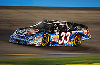 Apr 17, 2009; Avondale, AZ, USA; NASCAR Nationwide Series driver Kevin Harvick during the Bashas Supermarkets 200 at Phoenix International Raceway. Mandatory Credit: Mark J. Rebilas-