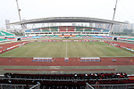 North Korea vs Japan during the 2013 AFC U-16 Women's Championship  Standings match on October 20, 2013 at the Jiangning Sports Centre in Nanjing, China. Photo by World Sport Group