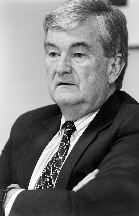 """Rep. Charles Grandison """"Charlie"""" Rose III, D-N.C., House of Representatives Member. May 25, 1995 (Photo by Laura Patterson/CQ Roll Call)"""