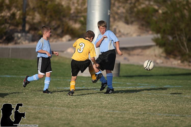 Prep Soccer 092608 at Reuninion Street Henderson