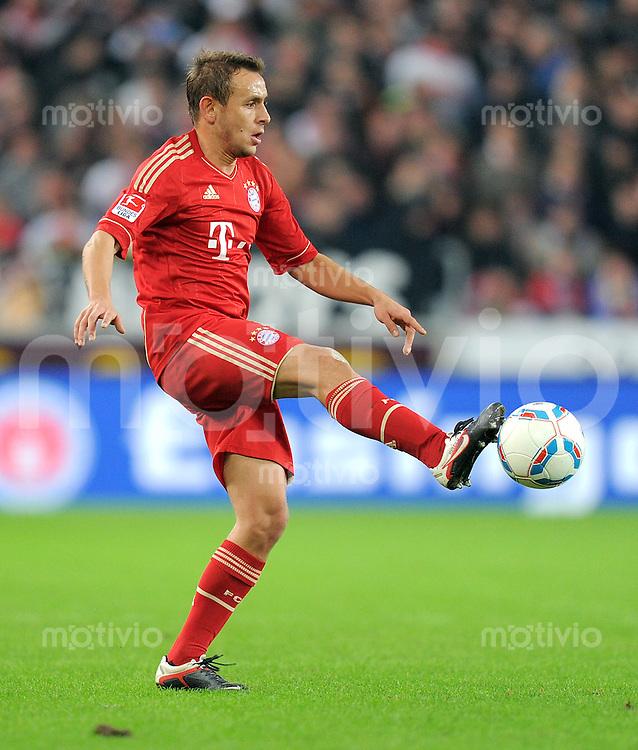 Fussball 1. Bundesliga:  Saison   2011/2012    16. Spieltag VfB Stuttgart - FC Bayern Muenchen  11.12.2011 Rafinha (FC Bayern Muenchen)