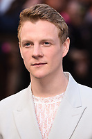 "LONDON, UK. April 29, 2019: Patrick Gibson arriving for the ""TOLKIEN"" premiere at the Curzon Mayfair, London.<br /> Picture: Steve Vas/Featureflash"