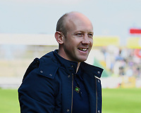 Yeovil Town Manager Darren Way during Yeovil Town vs Wycombe Wanderers, Sky Bet EFL League 2 Football at Huish Park on 14th April 2018