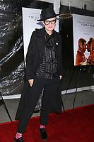 """LOS ANGELES - DEC 4:  Caroline Eselin-Schaefer at the """"If Beale Street Could Talk"""" Screening at the ArcLight Hollywood on December 4, 2018 in Los Angeles, CA"""