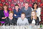 Aideen O'Connor from Killarney celebrated his 30th Birthday last Saturday night in Paddy's restaurant, Killarney with mom Helen, sister Elaine, Pauline, brother Ian, Darren Murphy and Natasha O'Connor, all from Killarney.