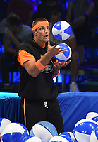 SANTA MONICA, CA - JULY 11: Rob Gronkowski on the Nickelodeon Kids' Choice Sports 2019 at the Barker Hangar on July 11, 2019 in Santa Monica, California. (Photo by Frank Micelotta/PictureGroup)