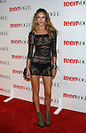 LOS ANGELES, CA. - September 18: Model Erin Wasson arrives at the Teen Vogue Young Hollywood Party at the Los Angels County Museum Of Art on September 18, 2008 in Los Angeles, California.