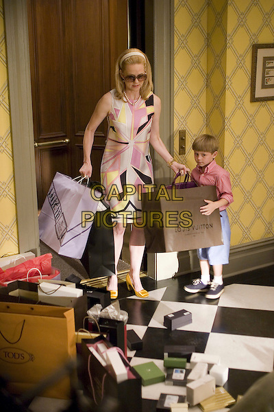 LAURA LINNEY & NICHOLAS REESE ART.in The Nanny Diaries .*Filmstill - Editorial Use Only*.CAP/FB.Supplied by Capital Pictures.