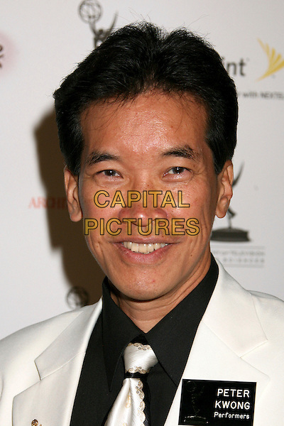 PETER KWONG.Academy of Television Arts & Sciences Honors the 58th Annual Primetime Emmy Awards Nominees for Outstanding Performing Talent, West Hollywood, California, USA..August 25th, 2006.Ref: ADM/BP.headshot portrait.www.capitalpictures.com.sales@capitalpictures.com.©Byron Purvis/AdMedia/Capital Pictures.