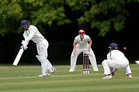 Z Shahzad of Wanstead during Brentwood CC vs Wanstead and Snaresbrook CC (batting), Shepherd Neame Essex League Cricket at The Old County Ground on 11th May 2019