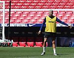 Atletico de Madrid's Jose Maria Gimenez during training session. June 19,2020.(ALTERPHOTOS/Atletico de Madrid/Pool)