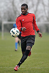 26/03/2011 - Cromer Park Vs Mayfair Athletic - Div 1 - Romford  District Football League