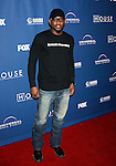 "LOS ANGELES, CA. - January 21: Actor Omar Epps arrives at the ""House"" 100th episode party and NAMI charity celebration held at STK on January 21st, 2009 in Los Angeles, California."