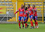 La Equidad venció como local 3-2 a Deportivo Pasto. Fecha 2 Liga Águila II-2017.