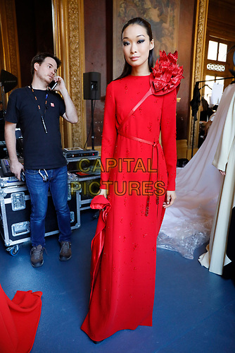 Stephane Rolland Haute Couture<br /> Paris Fashion week Haute Couture 2019<br /> Paris, France in July 2019.<br /> CAP/GOL<br /> ©GOL/Capital Pictures