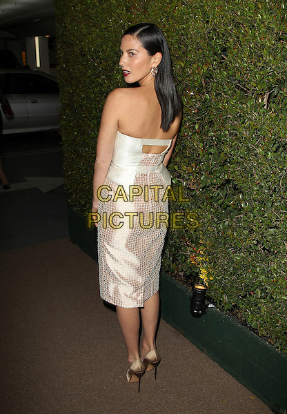West Hollywood, CA - FEBRUARY 25: Olivia Munn Attending BVLGARI Presents &quot;Decades Of Glamour&quot;, Held at Soho House California on February 25, 2014. Photo Credit:Sadou/UPA/MediaPunch<br /> CAP/MPI/SAD/UPA<br /> &copy;Sadou/UPA/MediaPunch/Capital Pictures
