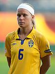 Sara Thunebro, Sweden-Russia, Women's EURO 2009 in Finland, 08252009, Turku, Veritas Stadium.