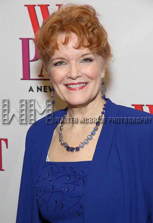 Mary Ernster attends the Broadway opening night after party for 'War Paint' at Gotham Hall on April 6, 2017 in New York City