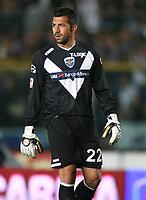 22-09-2010 Brescia italia sport calcio<br /> Serie A Tim 2010-2011  <br /> Brescia-Roma<br /> nella foto Matteo Sereni<br /> foto Prater/Insidefoto