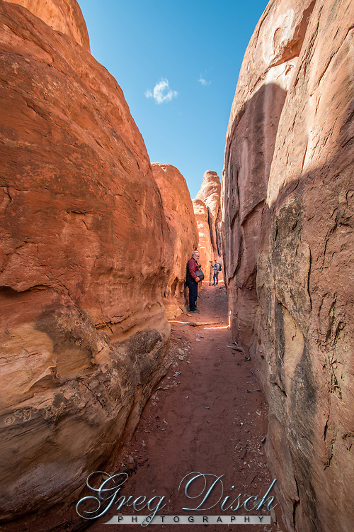 The Fiery Furnace is a natural labyrinth of narrow passages between towering sandstone walls. To enter the Fiery Furnace, visitors must accompany a ranger-guided tour or obtain a hiking permit at the visitor center.<br /> <br /> Arches National Park is located on the Colorado River 4 miles north of Moab, Utah. It is known for containing over 2,000 natural sandstone arches, including the world-famous Delicate Arch, in addition to hundreds of soaring pinnacles, massive fins and giant balanced rocks.