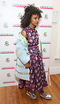 Esperanza Spalding attends The Children's Monologues at Carnegie Hall on November 13, 2017 in New York City.