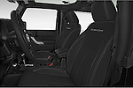 Front seat view of a 2015 JEEP Wrangler Rubicon 3 Door Suv 4WD Front Seat car photos