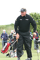 Darren Clarke during the Pro-Am at the Irish Open in Co.Louth Golf Club,  Baltray...Photo NEWSFILE/Jenny Matthews.(Photo credit should read Jenny Matthews/NEWSFILE)....This Picture has been sent you under the condtions enclosed by:.Newsfile Ltd..The Studio,.Millmount Abbey,.Drogheda,.Co Meath..Ireland..Tel: +353(0)41-9871240.Fax: +353(0)41-9871260.GSM: +353(0)86-2500958.email: pictures@newsfile.ie.www.newsfile.ie.FTP: 193.120.102.198.