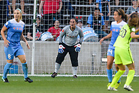 Bridgeview, IL - Wednesday August 16, 2017: Michele Dalton during a regular season National Women's Soccer League (NWSL) match between the Chicago Red Stars and the Seattle Reign FC at Toyota Park. The Seattle Reign FC won 2-1.