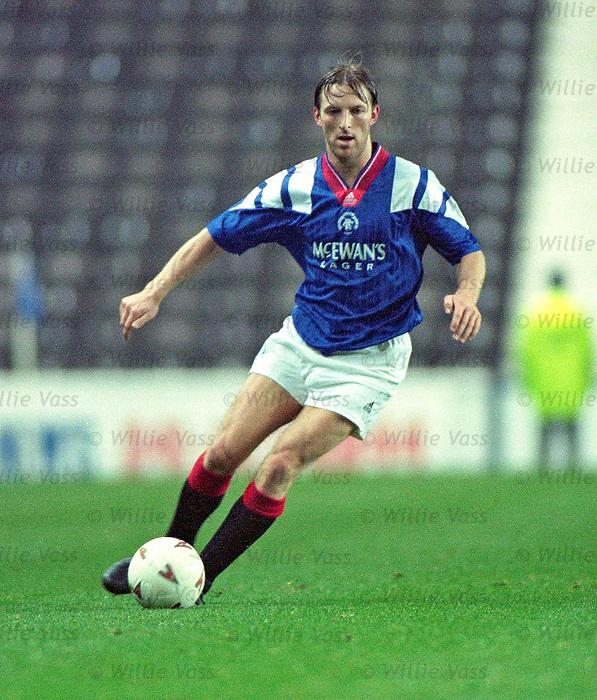 Gary Stevens, Rangers