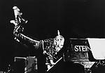 Elton John 1974 Hammersmith Christmas Show..Photo by Chris Walter/Photofeatures..