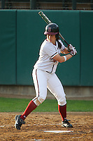 6 March 2008: Stanford Cardinal Alissa Haber during Stanford's 2-1 win against the Campbell Fighting Camels at the Boyd & Jill Smith Family Stadium in Stanford, CA.