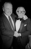 Carroll O'Connor Richard Attenborough 1978<br /> Photo By Adam Scull/PHOTOlink.net