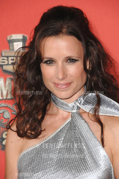 SHAWNEE SMITH at the Spike TV Scream Awards 2006 at the Pantages Theatre, Hollywood..October 7, 2006  Los Angeles, CA.Picture: Paul Smith / Featureflash