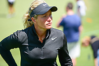 Suzann Pettersen (NOR) heads to the 13th tee box during round 1 of  the Volunteers of America Texas Shootout Presented by JTBC, at the Las Colinas Country Club in Irving, Texas, USA. 4/27/2017.<br /> Picture: Golffile | Ken Murray<br /> <br /> <br /> All photo usage must carry mandatory copyright credit (&copy; Golffile | Ken Murray)