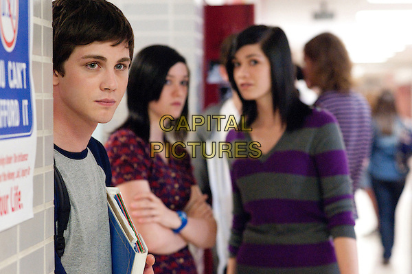 LOGAN LERMAN .in The Perks of Being a Wallflower (2012) .*Filmstill - Editorial Use Only*.CAP/FB.Supplied by Capital Pictures.