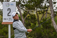 Francesco Molinari (ITA) watches his tee shot on 2 during day 5 of the WGC Dell Match Play, at the Austin Country Club, Austin, Texas, USA. 3/31/2019.<br /> Picture: Golffile | Ken Murray<br /> <br /> <br /> All photo usage must carry mandatory copyright credit (&copy; Golffile | Ken Murray)