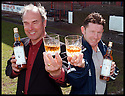"6th May 98          Copyright Pic : James Stewart   .ALEX TOTTEN AND KEVIN MCALLISTER RAISE THEIR GLASSES TO LAUNCH THE NEW LIMITED EDITION WHISKY ""A TOT OF TOTTEN"" AND ""THE MCALLISTER"" WHICH HAVE BEEN PRODUCED TO HELP THE BACK THE BAIRNS FUND....... .(COPY FROM JIM DAVIS)......Payments to :-.James Stewart Photo Agency, Stewart House, Stewart Road, Falkirk. FK2 7AS      Vat Reg No. 607 6932 25.Office : 01324 630007        Mobile : 0421 416997.If you require further information then contact Jim Stewart on any of the numbers above........."