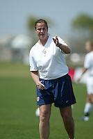 Jillian Ellis, U-16 US GNT, March 12, 2004
