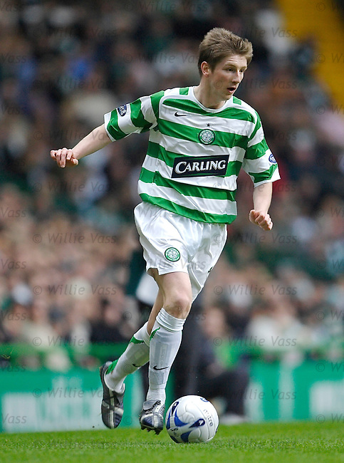 Mark Wilson, Celtic.stock season 2005-2006.pic willie vass