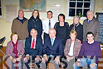 Minister Jimmy Deenihan with the main category winners at the Killarney Looking Good awards ceremony in Muckross schoolhouse on Monday evening front row l-r: Honor and Billy Doyle (Doyles Fillling Station), Minister Deenihan, Eileen and James Foley (Charlie Foleys bar). Back row: Philip Carmody, norma Sheehan both Countess Grove residents association, Finbar Kennelly (Kennelly's Pharmacy), Yvonne Quill Killarney Tidy Towns, Josephine and Billy Coleman (Rock Road)