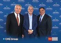 Chuck Hagel & Leon Panetta Photos