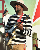 SAN FRANCISCO, CALIFORNIA - AUGUST 11: Wyclef Jean performs during the 2019 Outside Lands Music And Arts Festival at Golden Gate Park on August 11, 2019 in San Francisco, California. Photo: imageSPACE/MediaPunch<br /> CAP/MPI/IS/AB<br /> ©AB/IS/MPI/Capital Pictures