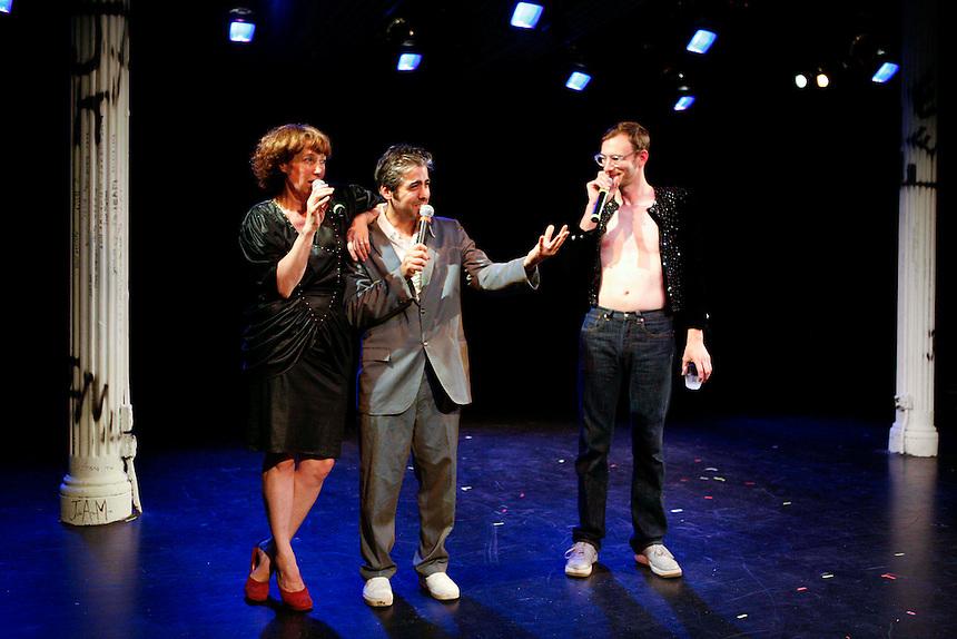 Sarah Michelson, Carmine Covelli, and Neal Medlyn | Performance Space 122 | NY, NY | 2011