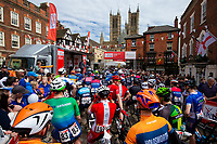 Picture by Alex Whitehead/SWpix.com - 13/05/2018 - British Cycling - HSBC UK Spring Cup Series - Lincoln Grand Prix.