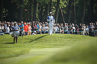 Jaco Van Zyl (RSA) on the 16th fairway during Round Three of the 2016 BMW PGA Championship over the West Course at Wentworth, Virginia Water, London. 28/05/2016. Picture: Golffile   David Lloyd. <br /> <br /> All photo usage must display a mandatory copyright credit to © Golffile   David Lloyd.