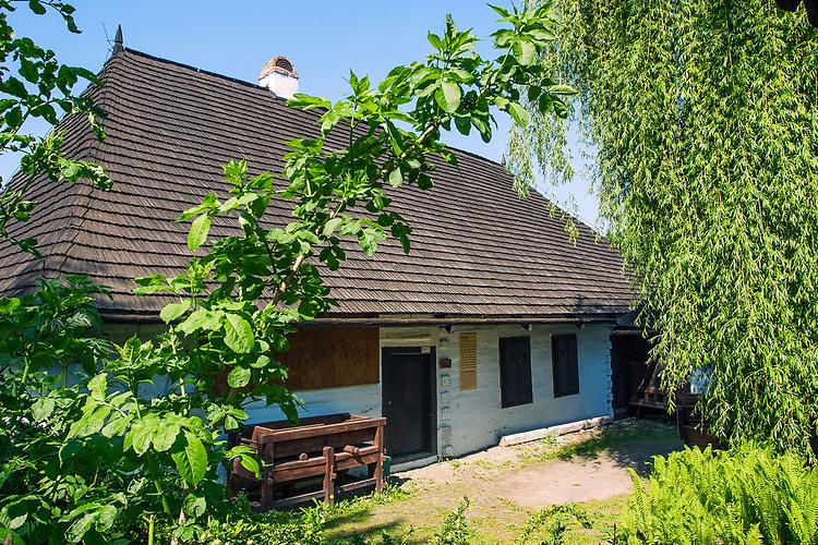 Skansen - Muzeum Regionalne PTTK w Dobczycach.<br /> Open Air Museum - Regional Museum PTTK in Dobczyce