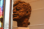Bust of John F. Kennedy at The John F. Kennedy Center for Performing Arts on March 14, 2009, in Washington D.C. (Photo by Sue Coflin/Max Photos)